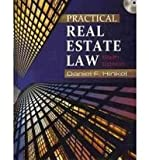 img - for Practical Real Estate Law (Book Only) 6th (sixth) Edition by Hinkel, Daniel F. [2010] book / textbook / text book