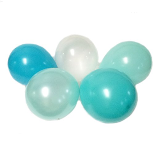 Turquoise Teal Aqua Tiffan Blue Mint Seafoam Green Assorted Mixed Aqua Mulit-Pack 13