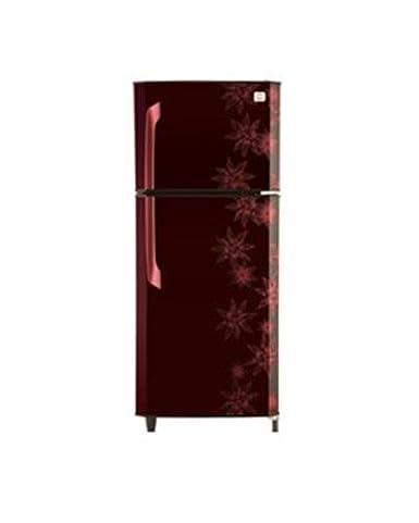Godrej 231 L 2 Star Frost Free Double Door Refrigerator(RT Eon 231 C 2.3, Brown)