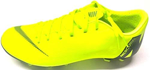 De Nike Academy 12 Vapor volt Mg 701 Fútbol black Unisex Adulto Zapatillas Verde gg1XqA