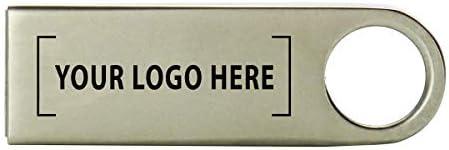 Alum USBフラッシュドライブ–シルバー16GB 512MB 5625-Pearl Silver-50