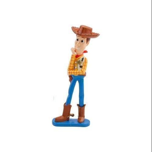 Disney / Pixar Toy Story 3 Exclusive 3 Inch LOOSE Mini PVC Figure Sheriff Woody