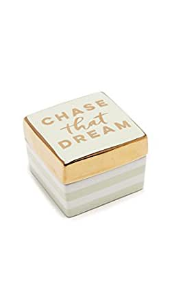 Rosanna Women's Chase That Dream Box, Blue/Gold, One Size