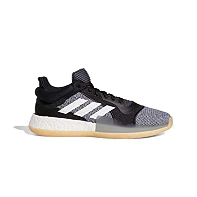 adidas Chaussure de Basketball Marquee Boost Low Noir pour