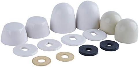 Round Toilet Bolt Caps