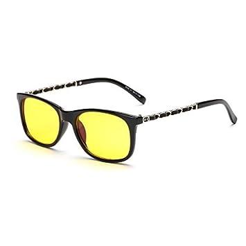 2e3042c42d Cyxus Filtro de luz Azul protección UV Anti Tensión de Ojos [Gafas de Salud]