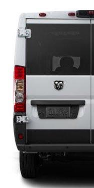 AMA Rear Cargo Door Window Ram ProMaster Van 2014-2018 - Driver Side