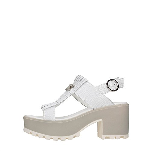 White CLE10296 Donna Cult Sandalo Cult CLE10296 BxFW88