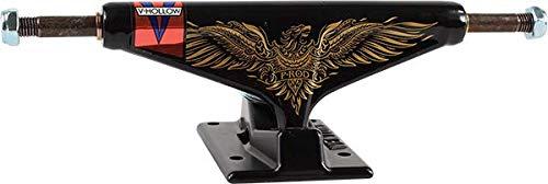 Venture Trucks Paul Rodriguez VHL High Feniks Black/Gold Skateboard Trucks - 5.25