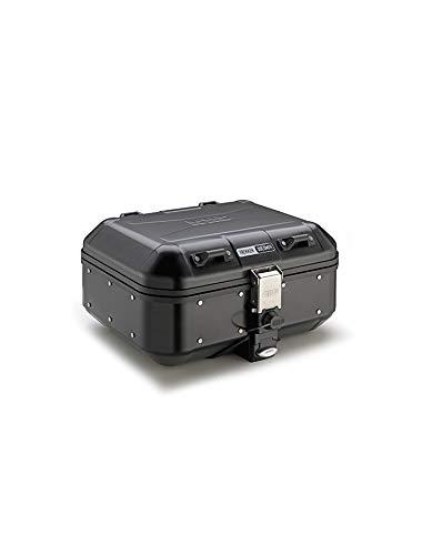 GIVI DLM30B 30 Liter Dolomiti Monokey Aluminum Case - Black