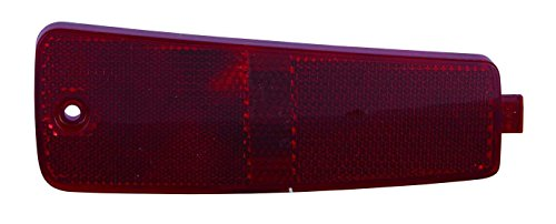 For 2006 2007 2008 2009 2010 2011 Chevrolet Chevy Hhr Side Marker Light Lamp Passenger Right Side Replacement Capa Certified GM2861109