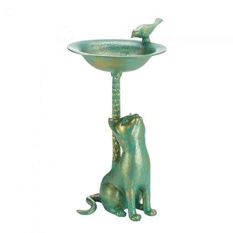 Songbird Valley CAT BIRDBATH-11.2