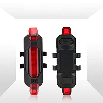 LICHIFIT Warning LED Strip Flashlight Bar Lamp Night Cycling Taillights Safety Decoration Light for Xiaomi Mijia M365 Electric Scooter : Sports & Outdoors