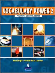 Vocabulary Power 2 1st (first) edition Text Only