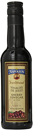 Napoleon Sherry Vinegar, 12.7 Ounce