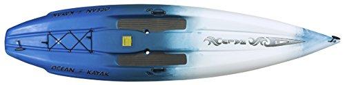 Ocean Kayak Nalu Hybrid Stand-Up-Sit-On-Top Paddleboard, Surf, 11-Feet