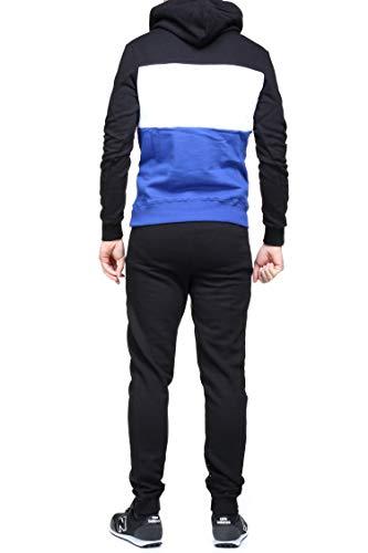 Homme Noir Pour Bleu À Bandes Ensemble Umbro Blanche Jogging De Bleue Et qRvvZF
