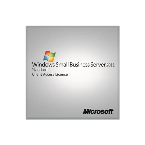 Windows Small Business CAL State 2011 64-bits Engels 1pk DSP OEI 5 Clt User CAL (deze OEM-software is alleen bedoeld…