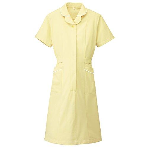 鎖褒賞怠惰【Lumiere】ルミエール ナース 看護師用 女性用 白衣 診察衣 ワンピース (861112) 【S~6Lサイズ展開】
