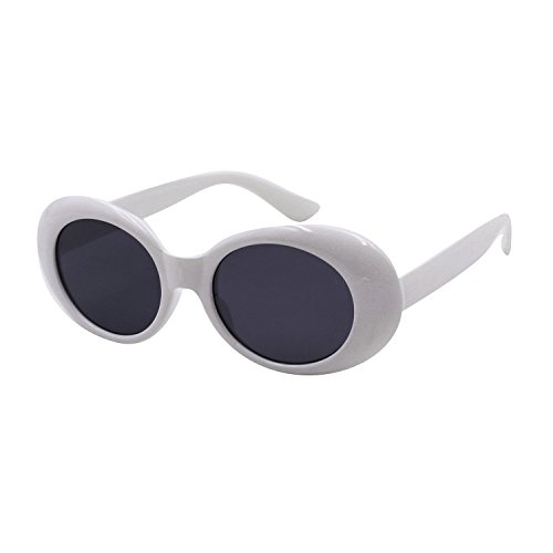 Blanc de Homme Mirrored UV400 soleil hibote Femme Goggles Glasses Retro Rond Lunettes qxwEBRpHC