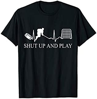 Ice Hockey  | Funny Hockey Tee | Ice hockey Gift T-shirt | Size S - 5XL