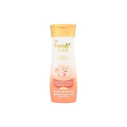 Parrot Gold : Super Moisturising Shower Cream 200 ml. Best Seller of Thailand ()
