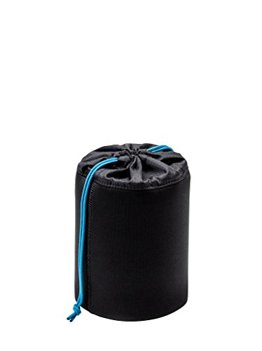 Tenba Camera Lens Pouch Tools Soft Lens Pouch 6x4.5 in. (15x11 cm) -  (636-353) by Tenba