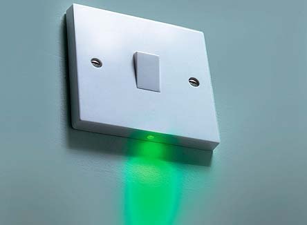 Led night light switch 1 way version amazon lighting mozeypictures Gallery