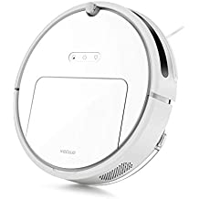 Roborock E20 Robot Vacuum Cleaner Sweeping and Mopping Robotic Vacuum Cleaning Dust and Pet Hair, 1800Pa Strong Suction and App Control, Route Planning on Hard Floor, Thin Carpet and All Floor Types