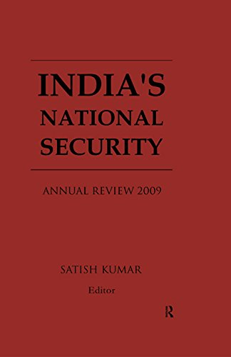 Download India's National Security: Annual Review 2009 Pdf