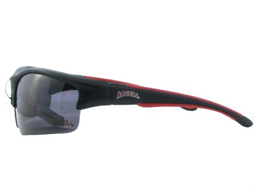 MLB Los Angeles Angels Power Hitter Sunglasses, - Angeles Sunglasses Los Ca