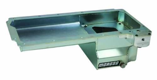 Price comparison product image Moroso 20142 Early F-Body Road Race Oil Pan for GM LS Engine