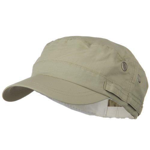 UV 50+ Talson Fidel Cap - - Fidel Hat Army