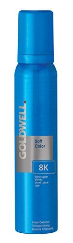 Goldwell Colorance 8K Soft Color Light Copper Blonde - Demi-Permanent, Vibrant Color Refresh - 4oz