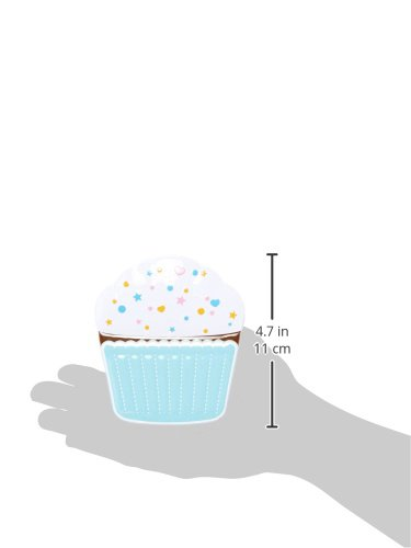 Large Product Image of Amazon.com Gift Card in a Birthday Cupcake Tin