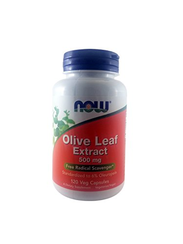 Olive Leaf Extract 500 Milligram – 120 Vcaps (Pack of 2)
