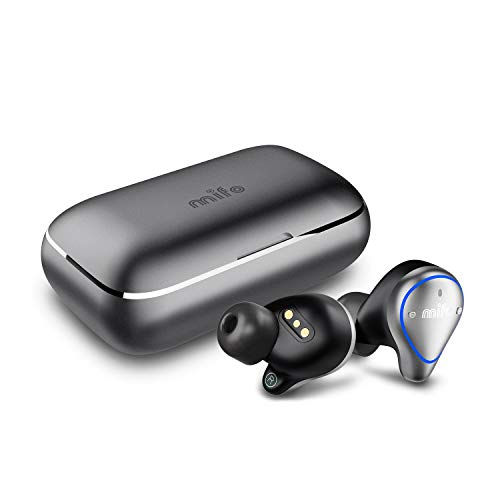 TWS Wireless Earbuds Mifo O5 Bluetooth 5 0 IP67 Waterproofed Hi-Fi  Headphones Bluetooth Earbuds for Running with 2600mAH Portable Charging Case