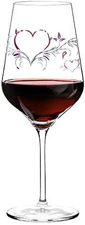 RITZENHOFF 3000008 - Copa de Vino Tinto, Color Multicolor