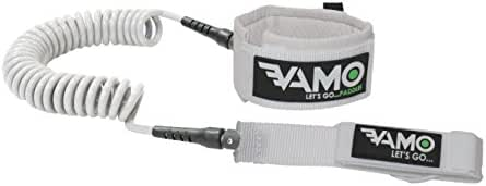 VAMO COILED LEASH FOR PADDLEBOARDING
