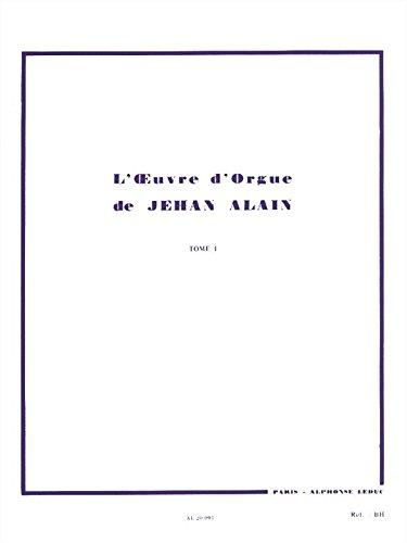 Jehan Alain: L