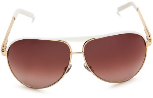 Gucci 1827/S Aviator Sunglasses,Gold Frame/Violet Gradient Lens,One Size