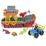 : Safari Rescue Boat