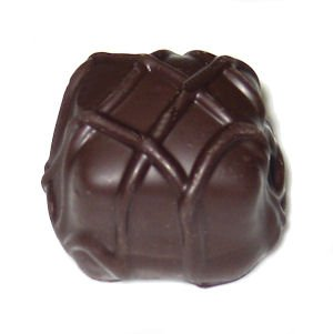 Wockenfuss Candies Raspberry Jellies, Dark Chocolate - 1lb