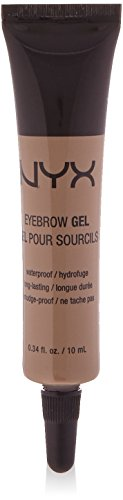 NYX PROFESSIONAL MAKEUP Eyebrow Gel, Blonde, 0.34 Ounce