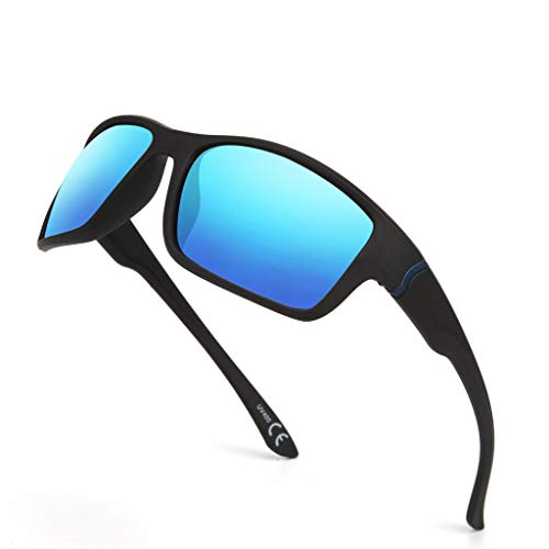 Aviator Polarized Sunglasses With Uv Protection For Men And Women, Rimmed Fishing And Outdoor Sports Outdoor ()
