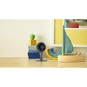 Google, NC1104US, Nest Cam Indoor, Security Camera, Black, 1