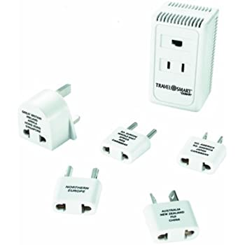 Amazon Com Travel Smart By Conair All In One Adapter Plug