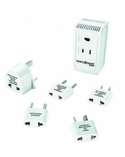 Travel Smart by Conair Converter and Worldwide Adapter Set;