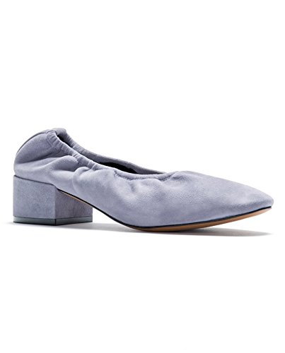 Bimba y Lola Femme Blue Elastic Court Shoe 172BZ0920 (38 EU | 7.5 US | 5 UK)