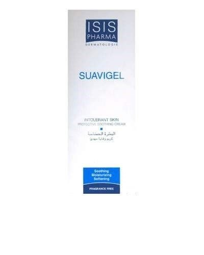 Suavigel 30 Ml Isis Pharma Soothing Cream with Calming Protective Effect Treatment Beauty Skin